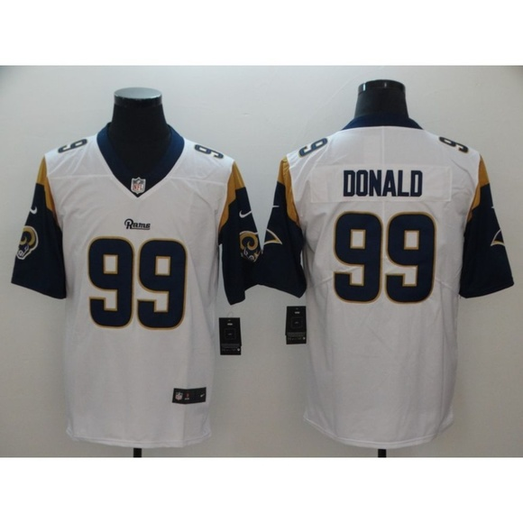 separation shoes 1261a 8f8ea Los Angeles Rams Aaron Donald Jersey (2)